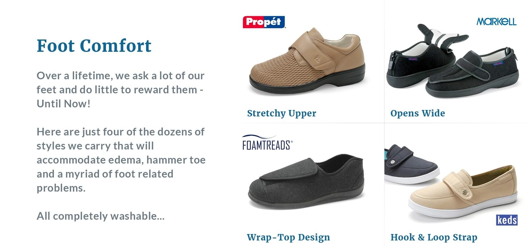 Foot Comfort(3)