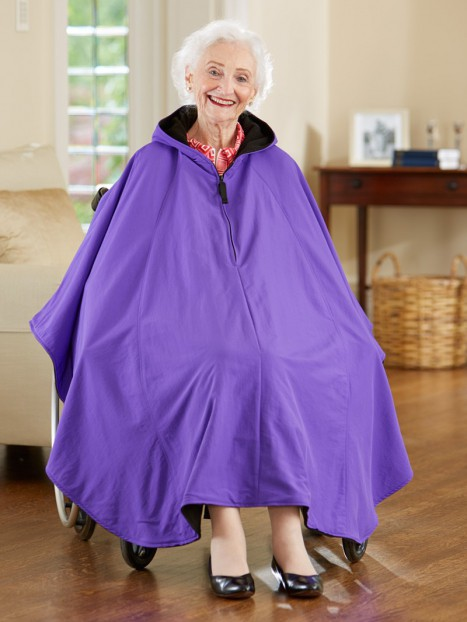 Women's Rain Poncho