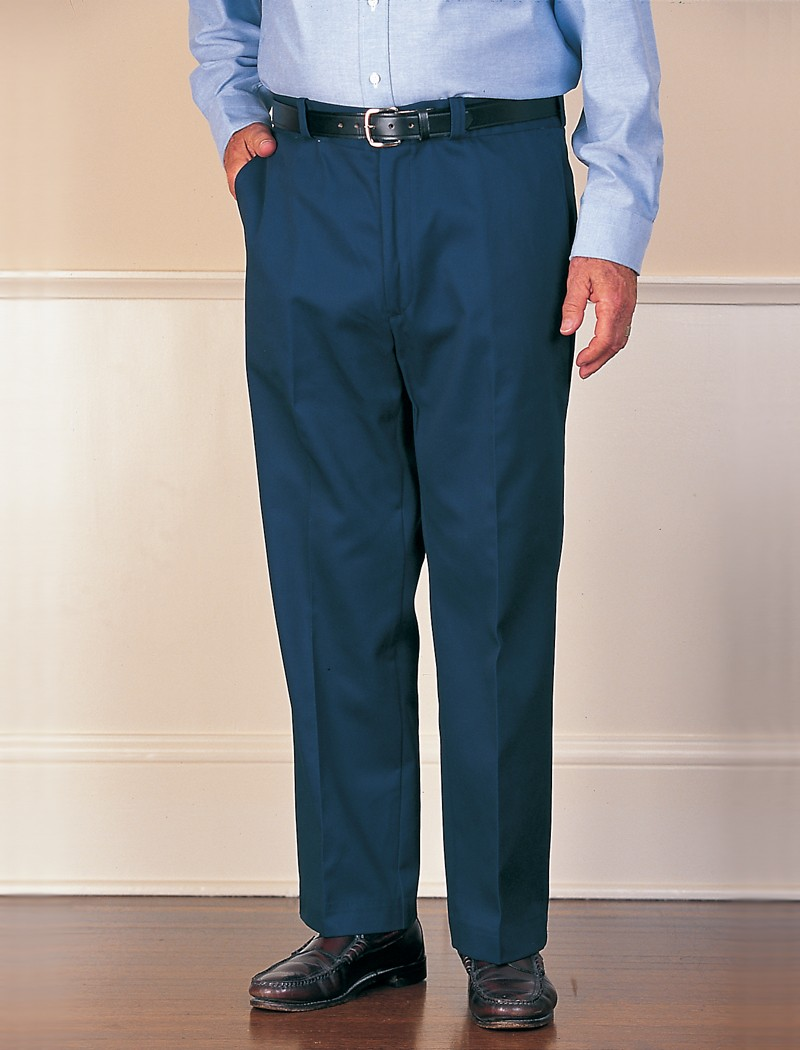 Men's Cotton/Poly Twill Pants – Buck & Buck