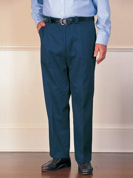 Men's Cotton/Poly Twill Pants