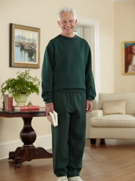 Men's Basic Sweatsuit (S-XL)