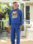Men's Printed Adaptive Sweatsuit Image 02