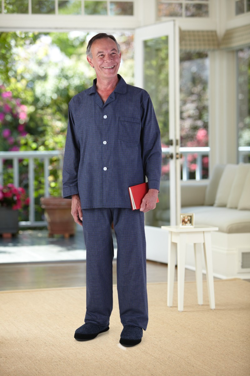 Men's Cotton/Poly Pajamas – Buck & Buck