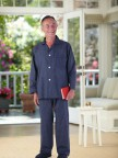 Men's Cotton/Poly Pajamas Image 01