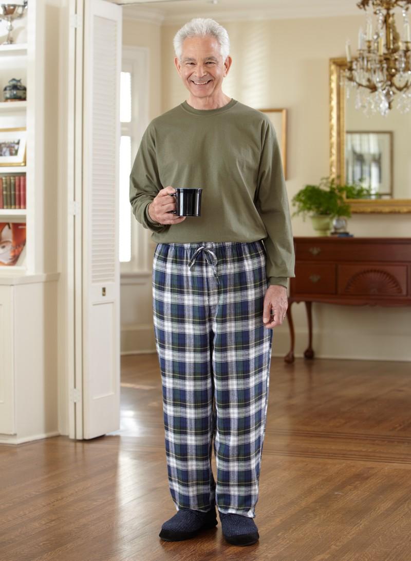 Men's Flannel PJ Bottoms – Buck & Buck