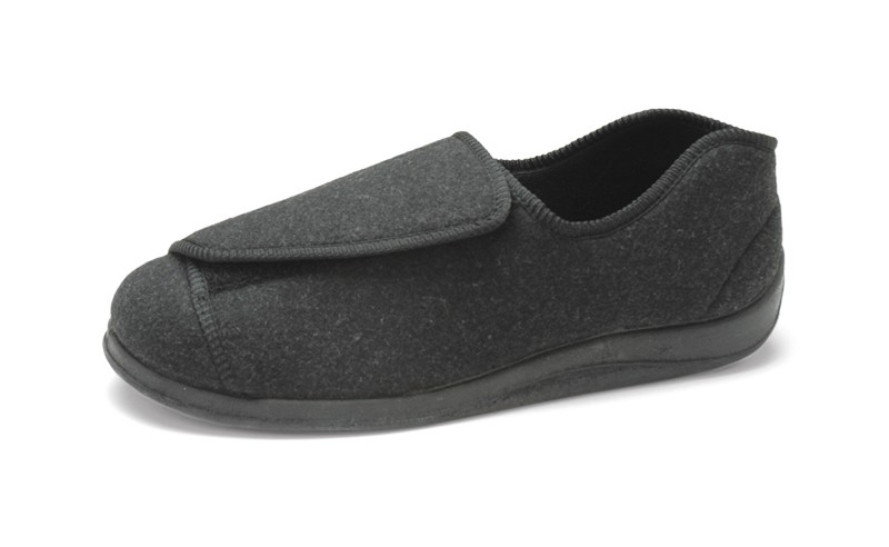Women's Wrap-Top Slippers by Foamtread