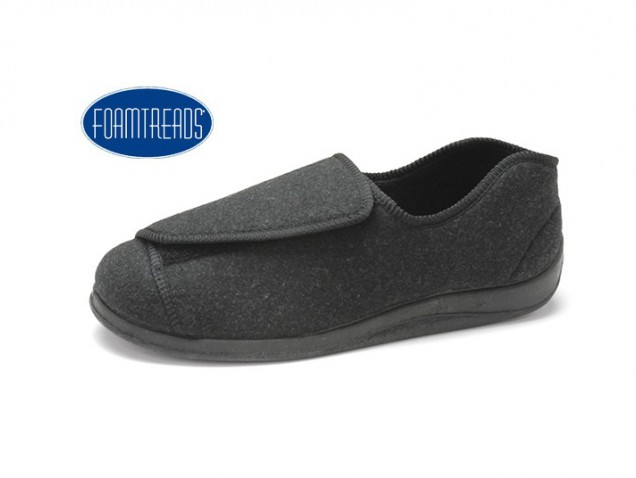 Men's Wrap-Top Slipper