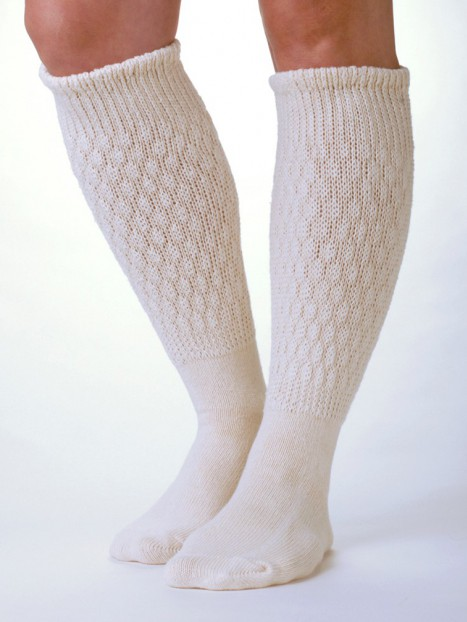 Women's Stretchy Knee Socks
