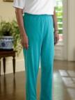 Cotton/Poly Knit Pants (S-2X) Image 02