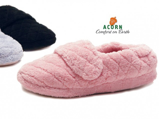 Acorn Spa Wrap Slippers