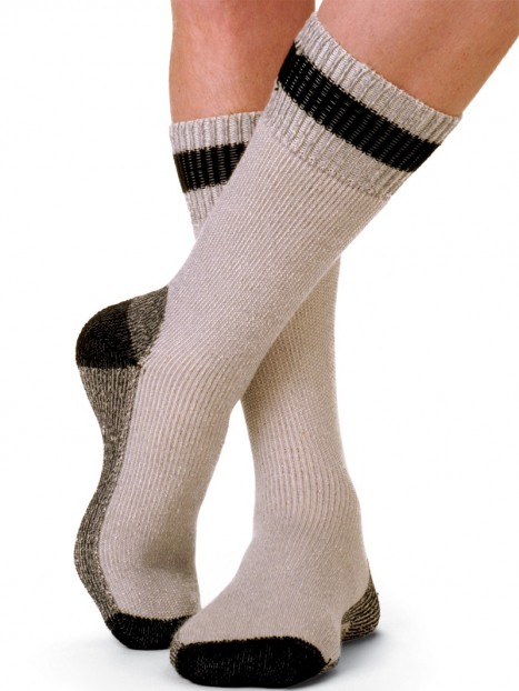Diabetic Thermal Socks by WigWam-Unisex
