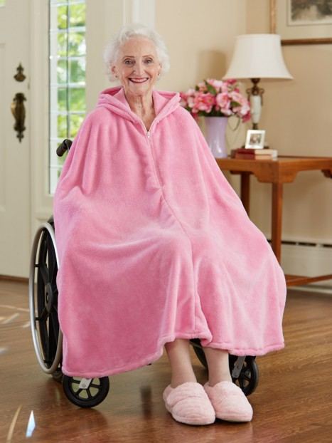 Women's So-Soft Shower Robe
