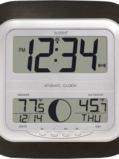 LaCrosse Clock/Weather Station