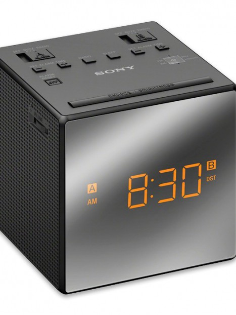Sony Easy Reader Clock Radio