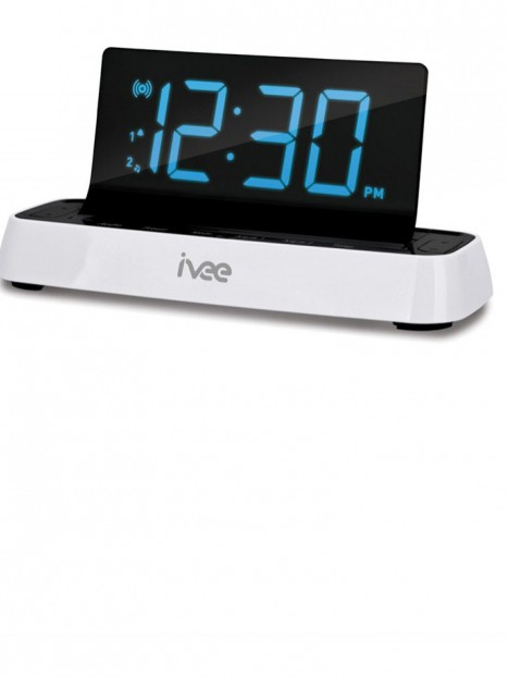 Ivee Talking Clock Radio