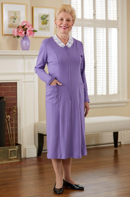 Clothes for elderly women