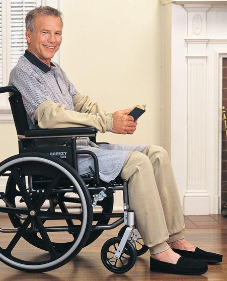 Men's Sweat Fleece Leg Protectors