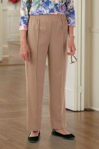 Poly Knit Pants