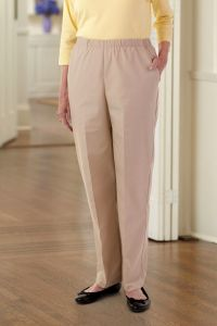 Cotton/Poly Slacks
