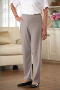 Cotton/Poly Knit Pants (S-3X)