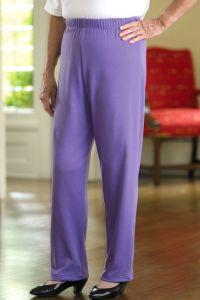Cotton/Poly Knit Pants (4X-5X)