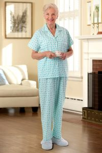 Women's Cotton/Poly Pajamas