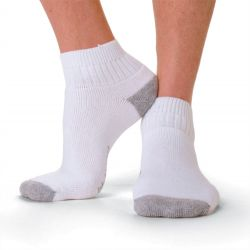 Diabetic Quarter Socks by WigWam-Unisex