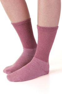 Crew Non-Skid Slipper Socks - Unisex