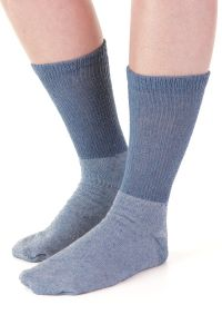 Crew Non-Skid Slipper Socks-Unisex