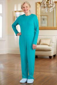 Back Zip Basic Sleeper Suit (2X-3X)