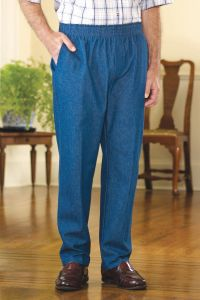 Men's Denim Putter Pants (M-XL)