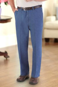 Haggar Denim Slacks