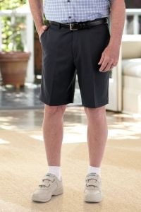 Poly Short  w/VELCRO® Brand fasteners Fly