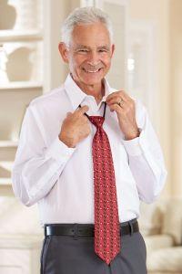 Men's Zip Tie