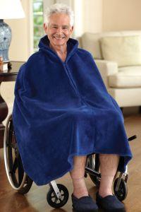 Men's So-Soft Shower Robe