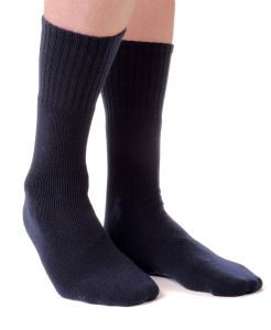 Men's Non-Skid Slipper Socks