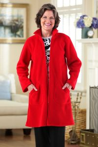 Polar Fleece Coat