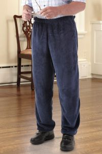 Men's So-Soft Side-Zip Pants