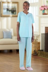 Shadowline Petals Pajamas (Size 42 Only)