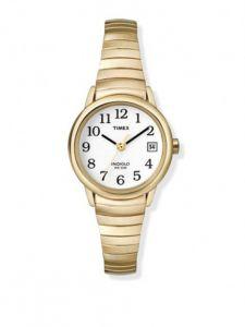 Womens Timex Watch-Gold Tone