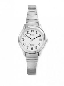 Womens Timex Watch-Silver Tone