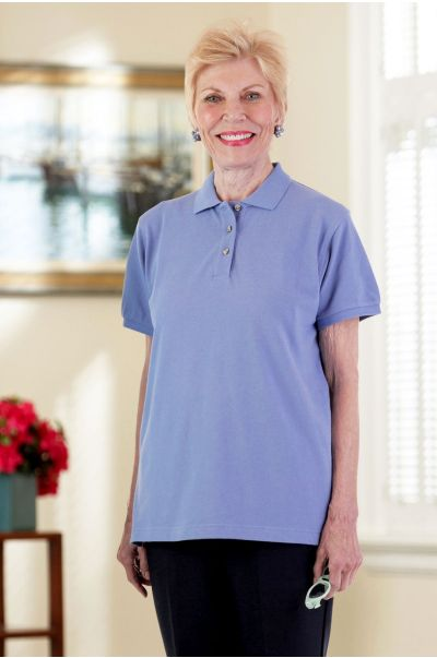 Women's Polo Shirts (2X to 4X)