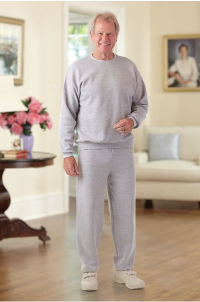 Men's Basic Sweatsuit (S-2X)