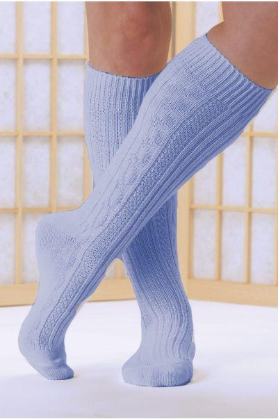 Acrylic Knee Socks