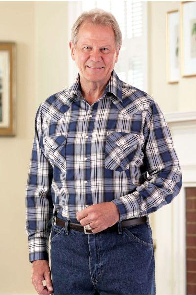 Men's Long Sleeve Western Shirt