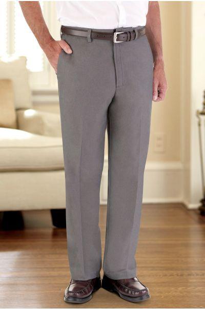 Men's Polyester Dress Slacks by Haggar