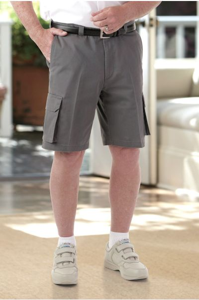 Comfort Cargo Short w/ VELCRO® Brand fasteners Fly
