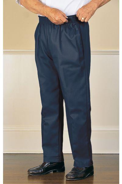 Men's Twill Side-Snap Pants