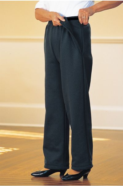 Side VELCRO® Fleece Pants