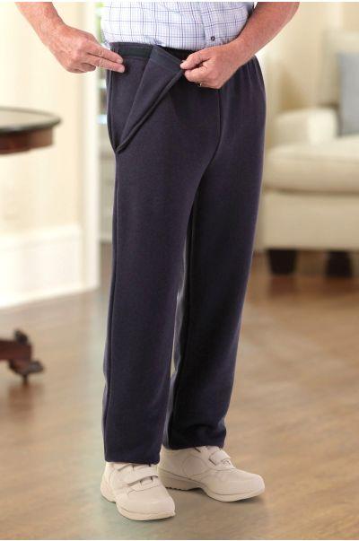 Fleece Side VELCRO® Pants